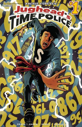 Jughead's Time Police #1 (Francavilla Cover)