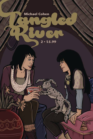Tangled River #2 (Jenni Gregory Cover)