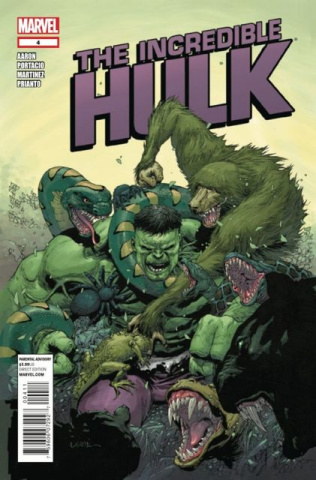 The Incredible Hulk #4