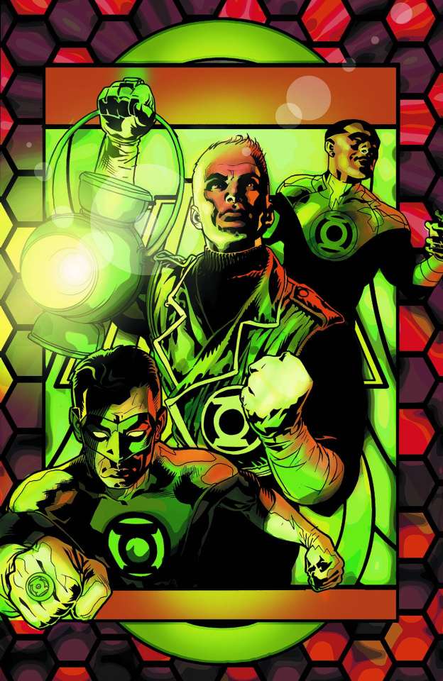 Convergence: Green Lantern Corps #1