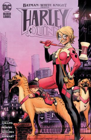Batman: White Knight Presents Harley Quinn #3 (Sean Murphy Cover)