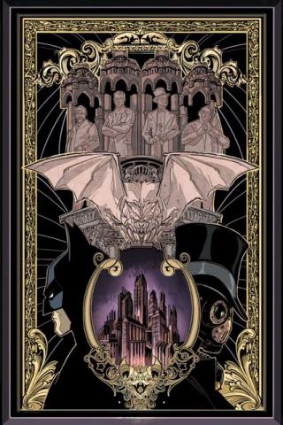 Batman: The Gates of Gotham