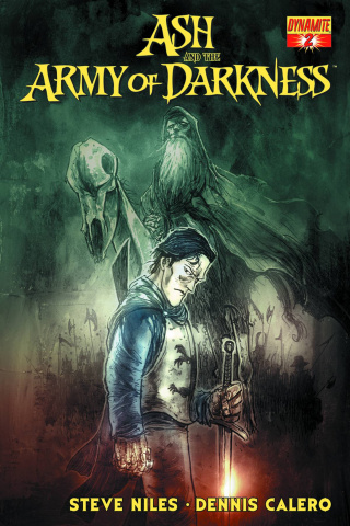 Ash and The Army of Darkness #2