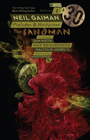 The Sandman Vol. 1: Preludes & Nocturnes (30th Anniversary Edition)