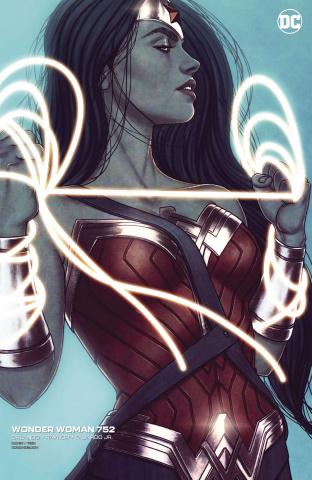 Wonder Woman #86 (Jenny Frison Cover)