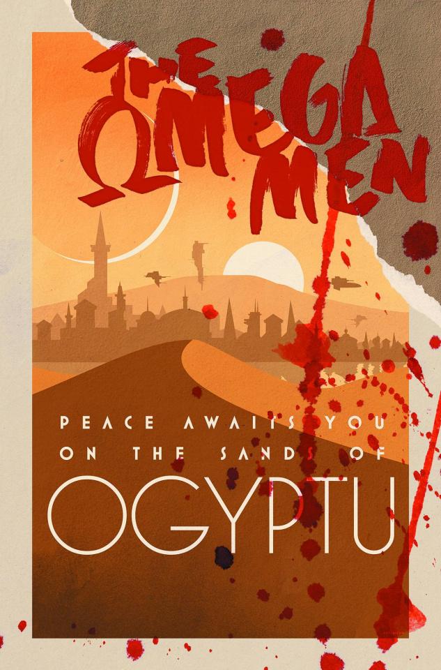The Omega Men #4