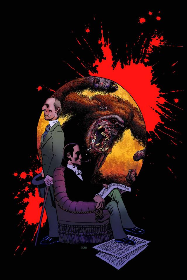 Edgar Allen Poe: Morella & The Murders Rue Morgue