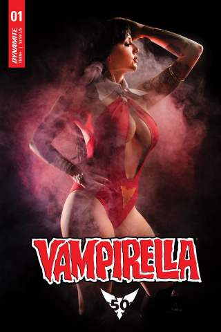 Vampirella #1 (Cosplay Cover)