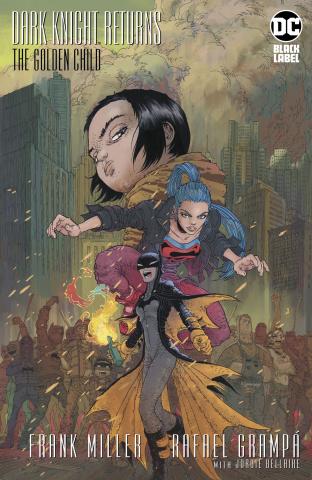 The Dark Knight Returns: The Golden Child #1