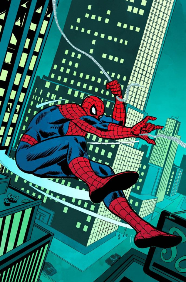 Peter Parker: The Spectacular Spider-Man #1 (Andru Remastered Cover)