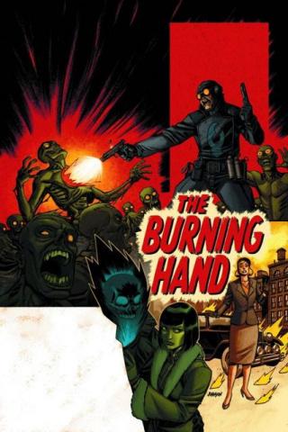 Lobster Johnson: The Burning Hand #5