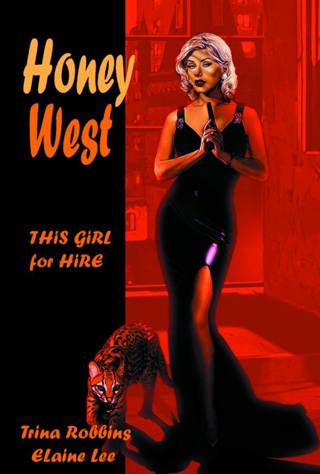 Honey West: This Girl For Hire