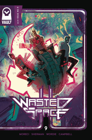 Wasted Space #9