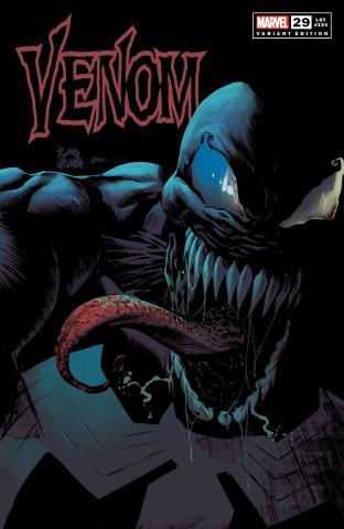 Venom #29 (Stegman Cover)
