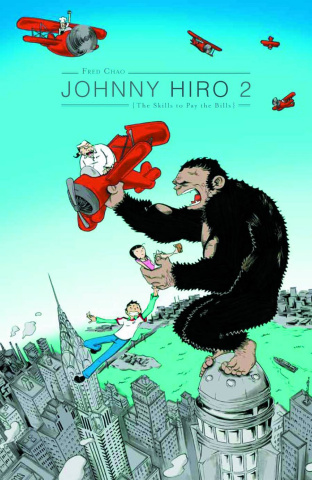 Johnny Hiro Vol. 2: The Skills To Pay the Bills