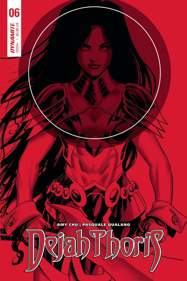 Dejah Thoris #6 (McKone Cover)