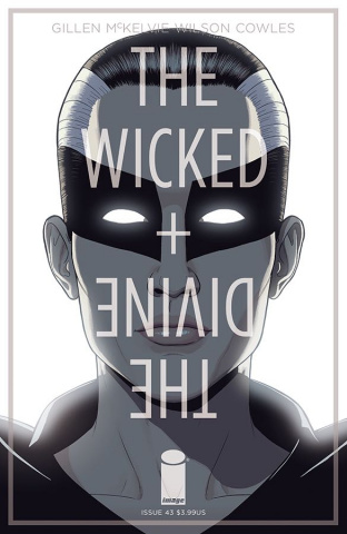 The Wicked + The Divine #43 (McKelvie & Wilson Cover)