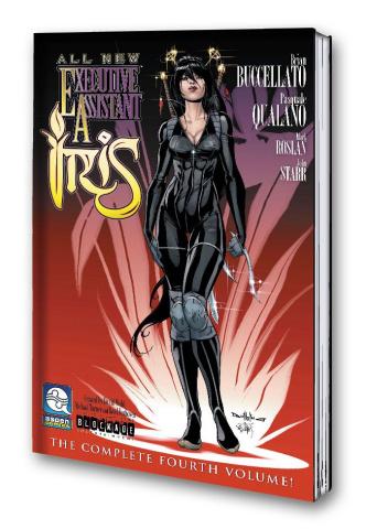 Executive Assistant Iris Vol. 4