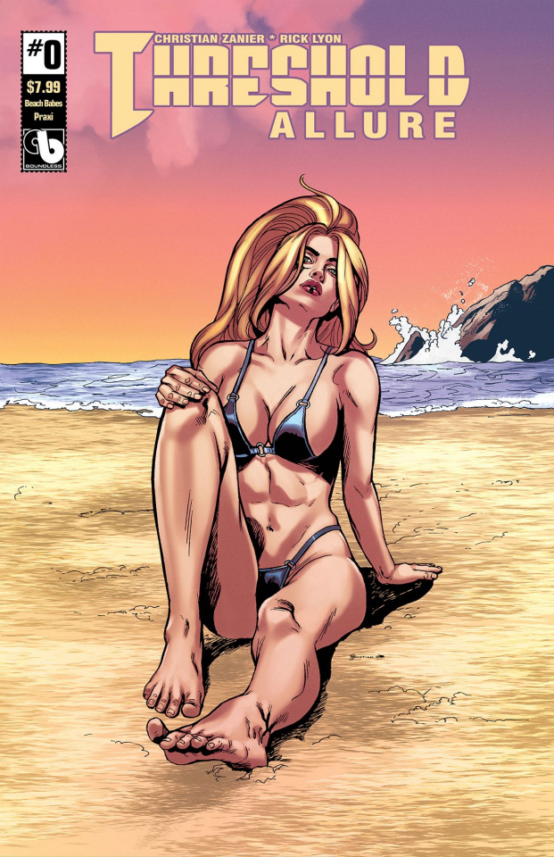 Threshold: Allure #0 (Beach Babes Praxi Cover)