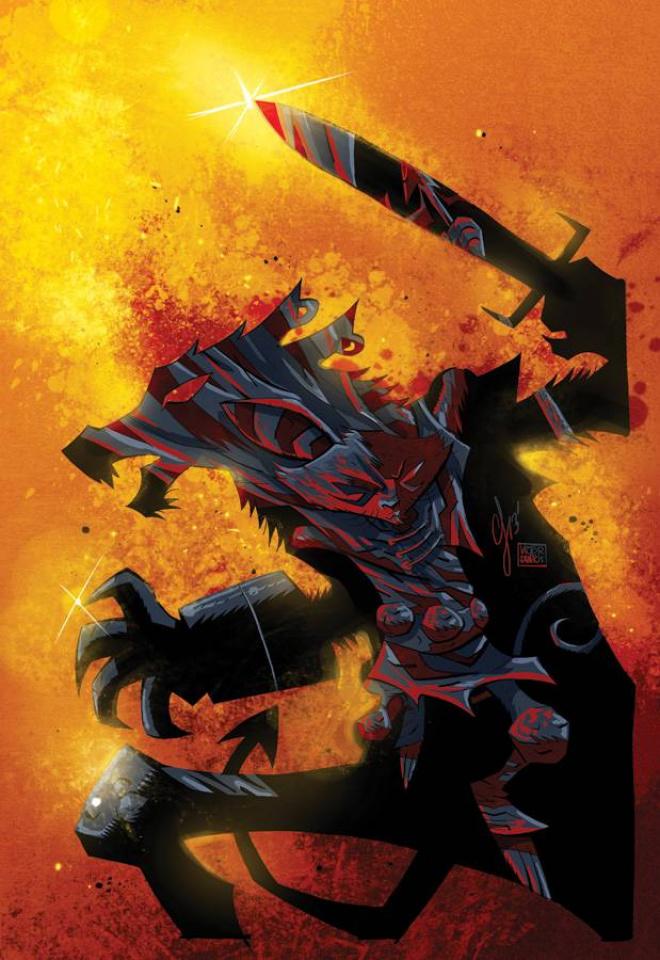Mice Templar: The Legend #7 (Santos & Free Cover)