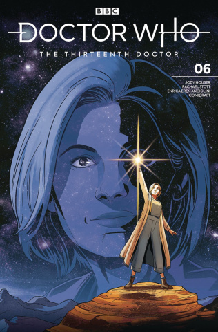 Doctor Who: The Thirteenth Doctor #6 (Sposito Cover)