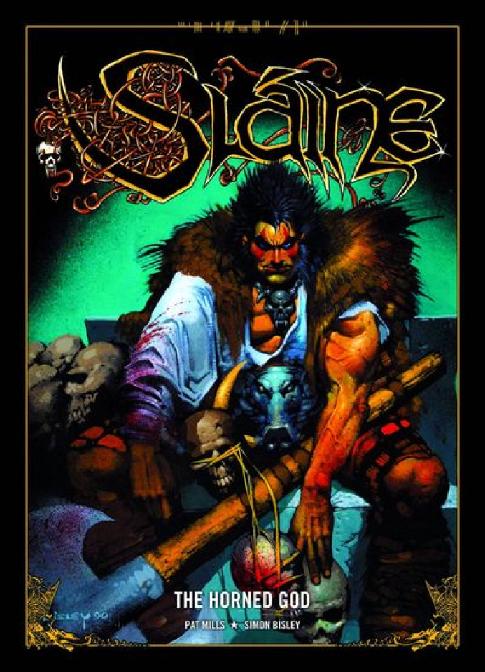 Slaine: Lord of Misrule