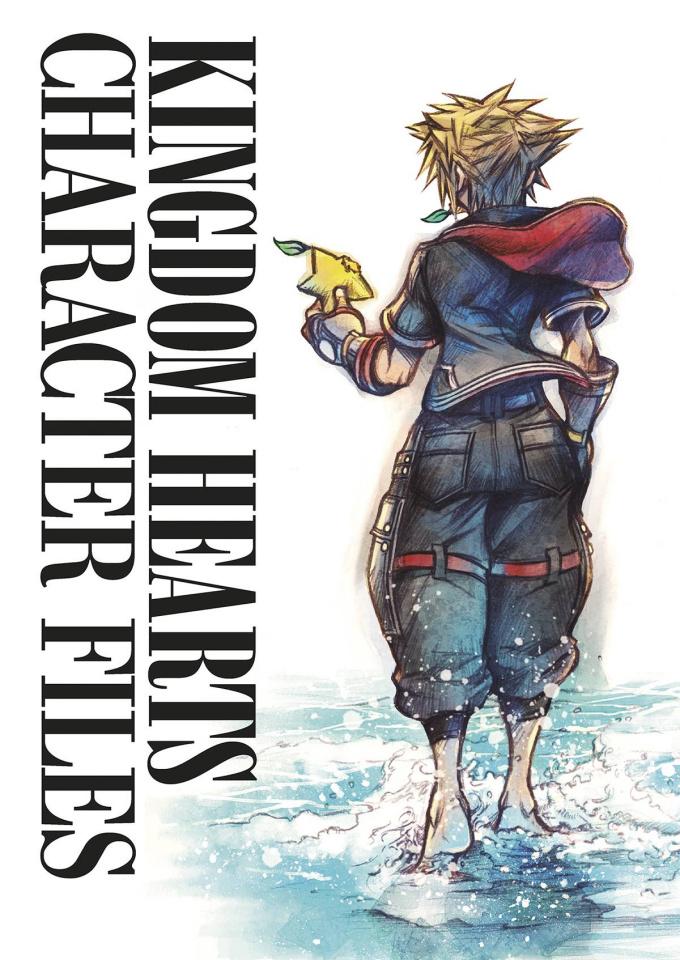 Kingdom Hearts: Character Files