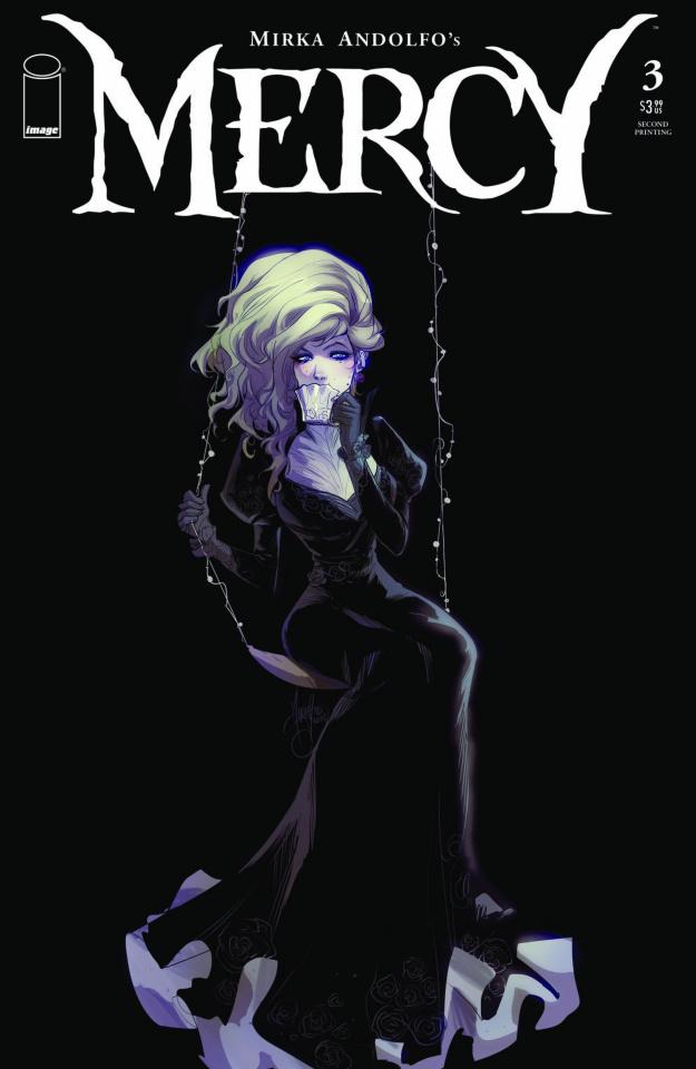 Mercy #3 (2nd Printing)