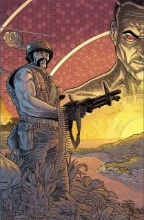 Bloodshot: Reborn #15 (10 Copy Interlock Bodenheim Cover)