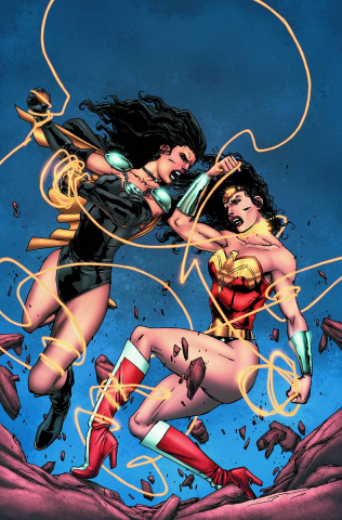 Sensation Comics Featuring Wonder Woman #13