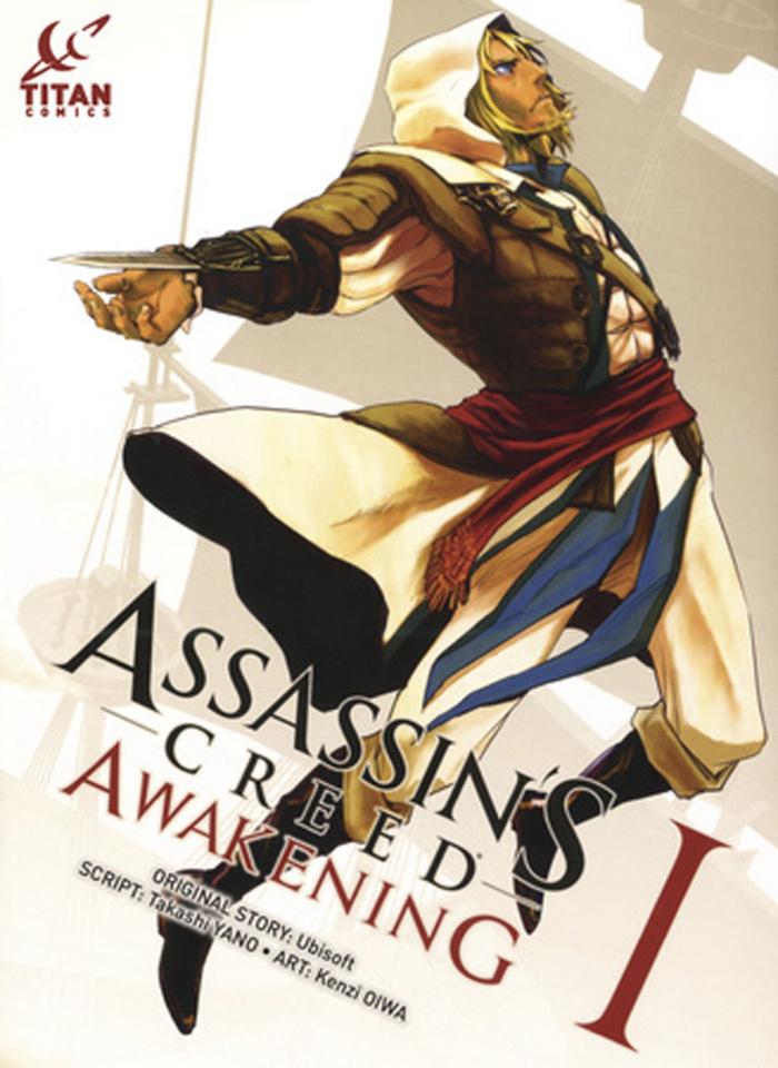 Assassin's Creed: Awakening Vol. 1