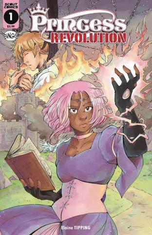 Princess Revolution #1