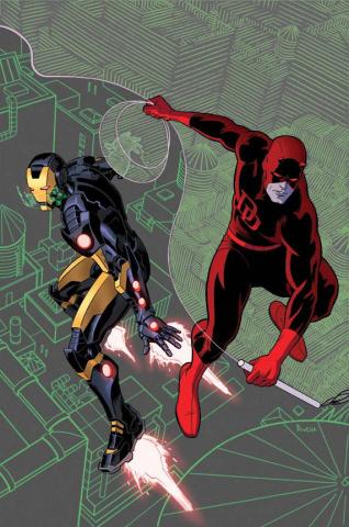 Daredevil #26 (Rivera Cover)