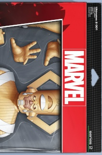 The Ultimates 2 #1 (Christopher Action Figure Cover)