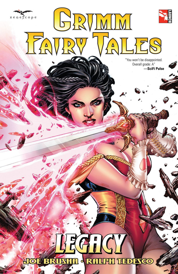 Grimm Fairy Tales: Legacy Vol. 1