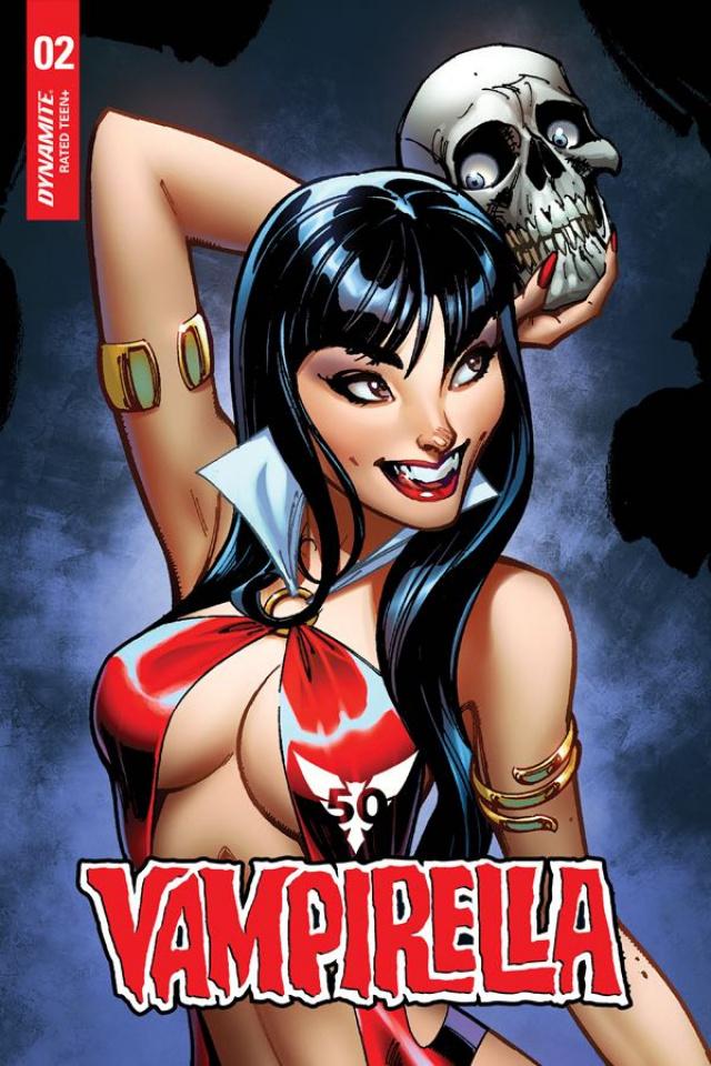Vampirella #2 (15 Copy Campbell Sneak Peek Cover)