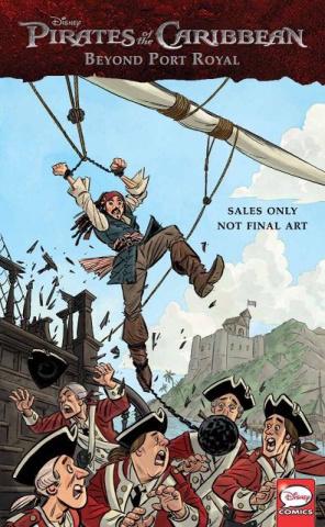Pirates of the Caribbean: Beyond Port Royal