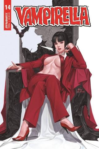 Vampirella #14 (Lee Cover)