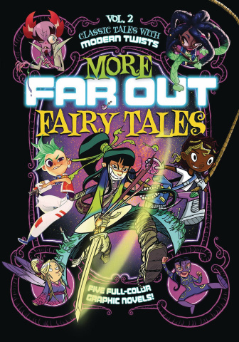 More Far Out Fairy Tales