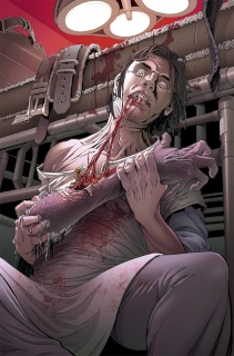 Grimm Fairy Tales: Grimm Tales of Terror #4 (Bifulco Cover)