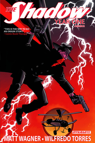 The Shadow: Year One (Signed Omnibus)