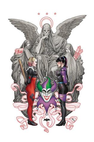 Harley Quinn #75 (Frank Cho Cover)