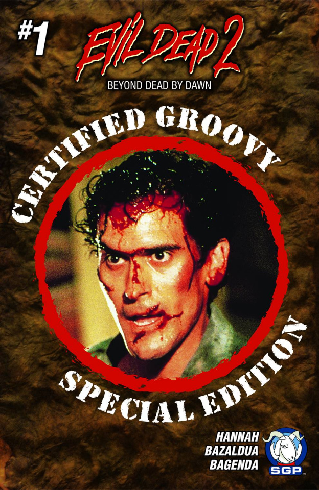 Evil Dead 2: Beyond Dead by Dawn #1 (Special Edition)