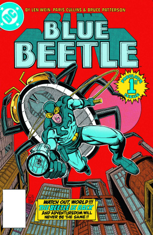 Showcase Presents Blue Beetle
