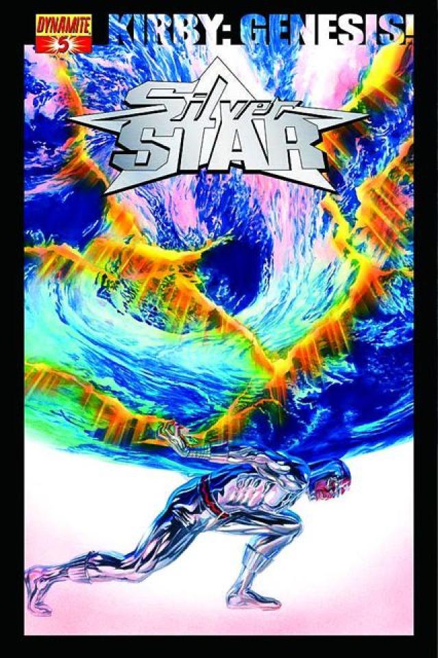Kirby Genesis: Silver Star #5