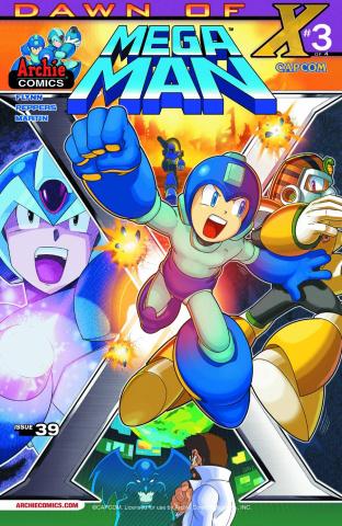 Mega Man #39