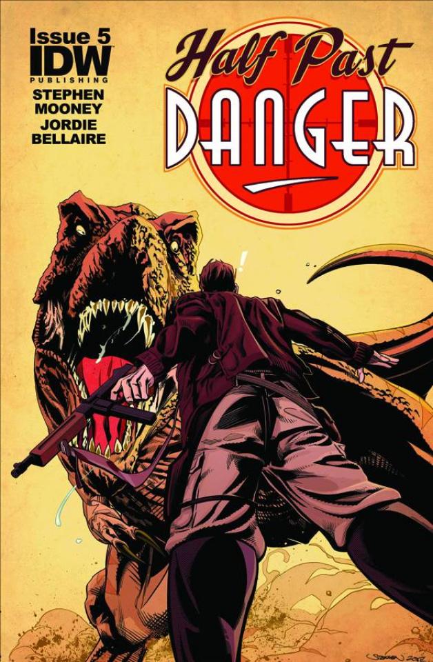 Half Past Danger #5
