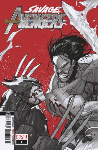 Savage Avengers #1 (Jacinto 3rd Printing)