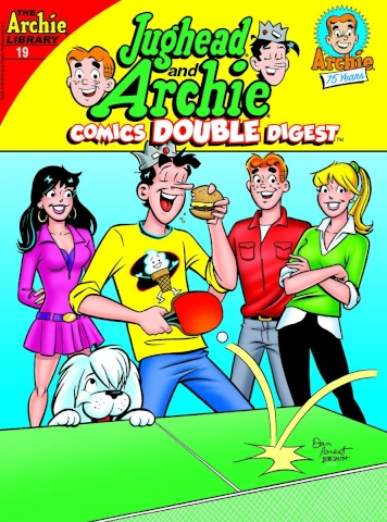 Jughead & Archie Comics Double Digest #19