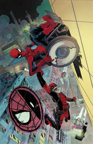 Spider-Man / Deadpool #26